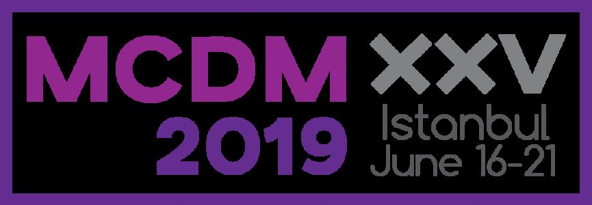 MCDM 2019